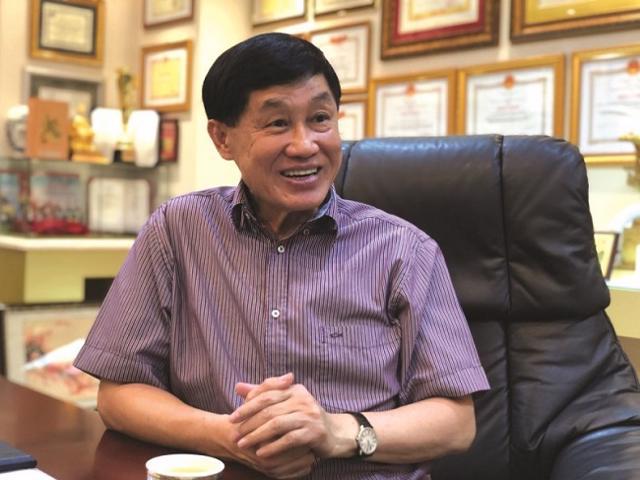 Ông Johnathan Hạnh Nguyễn – Chủ tịch IPPG kiêm chủ tịch IPP Air Cargo.