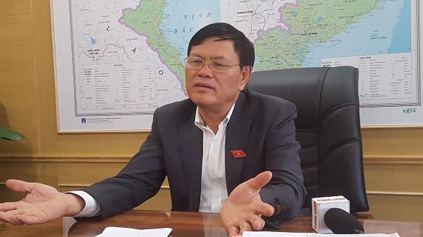 Ông Phạm Quang Dũng – Chủ tịch HĐQT Công ty CP TASCO