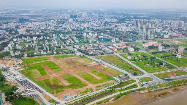 Cần đẩy mạnh phát triển thị trường quyền sử dụng đất. (Ảnh minh họa)