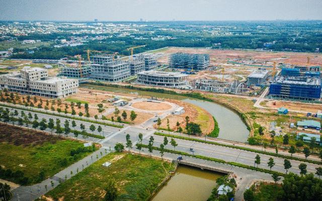 Thông tin thông qua đề án lên thành phố đang khiến giá BĐS tại thị trường Tân Uyên biến động mạnh trong các tháng đầu năm.