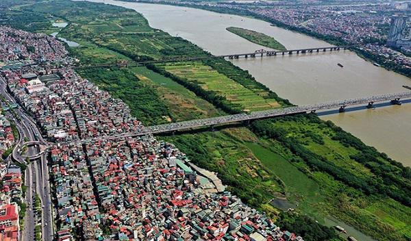 Thị trường BĐS Hà Nội 'gãy nhịp' khi loạt dự án cầu bắc qua sông Hồng, sông Đuống dừng triển khai? - Ảnh 3