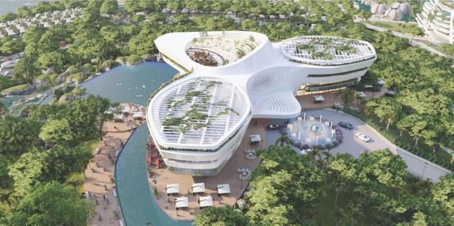 Sunshine Heritage Mũi Né trở thành điểm sáng của thành phố biển nơi đây kiến tạo một thiên đường nghỉ dưỡng đỉnh cao