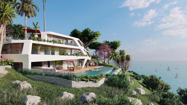 Những căn biệt thự đồi nối biển tại Sunshine Heritage Mũi Né như kiệt tác hòa ca giữa kiến trúc và cảnh quan.