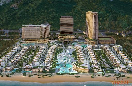 Sonasea Vân Đồn Harbor City- một trong những dự án trọng điểm của CEO Group trong năm 2021.