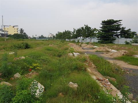 """Dự án KDC Cồn Tân Lập trên """"đất vàng"""" giữa trung tâm TP Nha Trang vẫn ngổn ngang"""