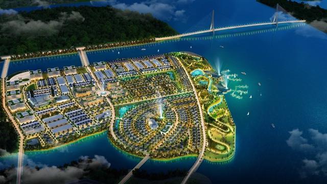Kim Nam Group muốn làm siêu dự án 1.500 ha tại Bắc Kạn - Ảnh 1