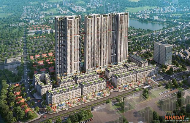 Văn Phú – Invest dự kiến bàn giao dự án Terra – An Hưng vào quý cuối năm nay.
