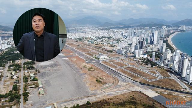 Thanh tra Chính phủ chỉ ra hàng loạt sai phạm tại các dự án BT của Tập đoàn Phúc Sơn ở sân bay Nha Trang - Ảnh 1