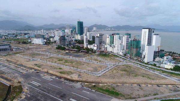 """Tập đoàn Phúc Sơn được hoàn vốn cho 3 dự án BT bằng các khu """"đất vàng"""" tại sân bay Nha Trang cũ.(Ảnh: IT)"""