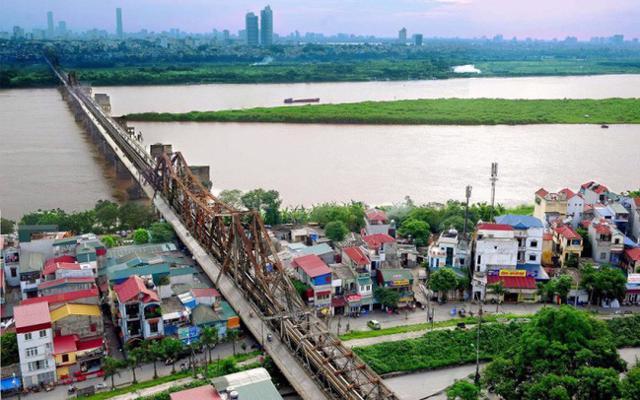 Bất động sản khu Đông Hà Nội vẫn tiếp tục chờ hạ tầng (Ảnh: Diễn đàn Doanh nghiệp)