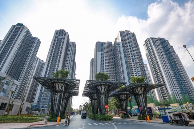 TNR Goldmark City là một trong những khu tổ hợp căn hộ lớn nhất Hà Nội.