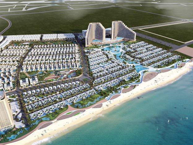 Laimian Quy Nhơn - Dự án bất động sản du lịch 'khủng' với vốn đầu tư 23.000 tỷ đồng - Ảnh 4