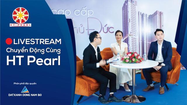 Livestream giới thiệu dự án đang được nhiều doanh nghiệp bất động sản áp dụng