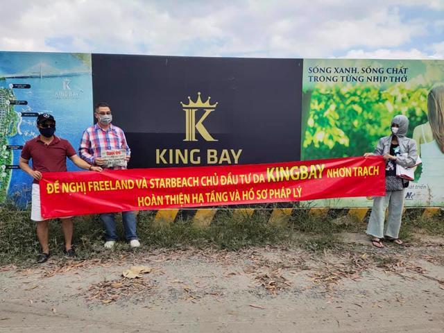 Đồng Nai tổ chức kiểm tra các nội dung về việc chủ đầu tự dự án King Bay bị tố cáo lừa đảo