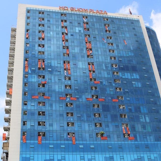"""Hiện Hà Nội, một loạt dự án chung cư tai tiếng, gây bức xúc cho người dân đã được cơ quan chức năng """"điểm mặt, chỉ tên""""liên quan đến xây dựng trái phép, thay đổi công năng..."""