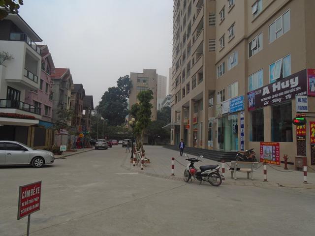 Thanh tra Chính phủ cho rằng, Văn phòng Đăng ký đất đai thành phố Hà Nội cấp sổ hồng cho hàng chục cư dân không đúng quy định