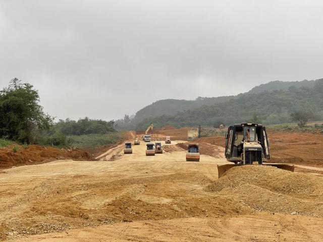 Theo Ban quản lý dự án 2 cho biết có thể khởi công dự án cao tốc Bắc Nam đoạn QL 45- Nghi Sơn trong tháng 7/2021 (ảnh minh họa).