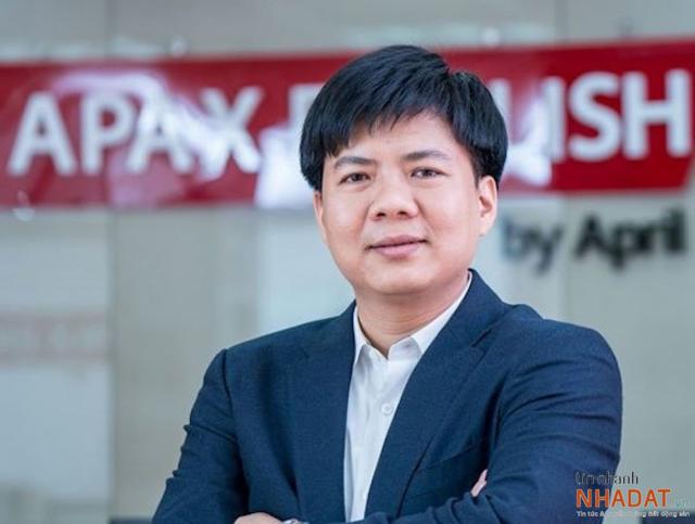 Ông Nguyễn Ngọc Thủy (Shark Thủy) – Chủ tịch HĐQT Công ty cổ phần Đầu tư Apax Holdings
