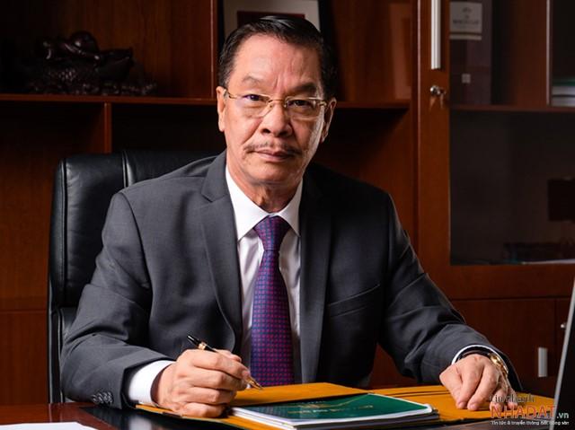 Ông Phạm Văn Đường – Chủ tịch HĐQT Vạn Phúc Group.