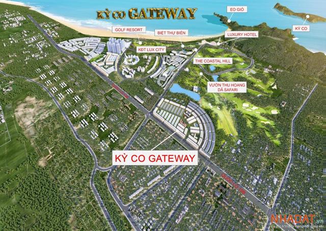 """Kỳ Co Getway – Dự án chứng kiến cái """"bắt tay"""" của Phát Đạt và Danh Khôi"""