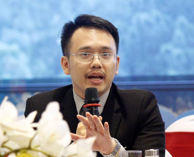 Ông Nguyễn Quốc Anh, Phó Tổng Giám đốc Batdongsan.com.vn