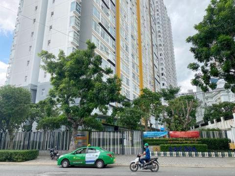 Dự án Khu dân cư Lacasa (quận 7, TP.HCM) có tổng diện tích hơn 61.200 m2 do Công ty Vạn Phát Hưng làm chủ đầu tư. Ảnh: Dân trí