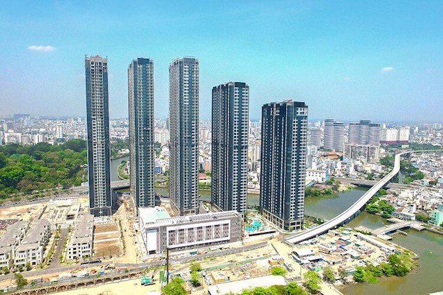 Nguồn cung căn hộ tại TP.HCM trong quý II/2021 tăng mạnh.