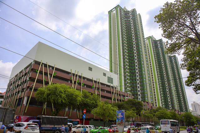 Tất tần tật thông tin về Thuận Kiều Plaza, nơi được trưng dụng làm bệnh viện dã chiến điều trị Covid-19 tại Tp.HCM - Ảnh 1