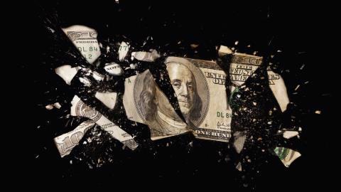 Nga đưa dự trữ USD trong kho ngoại hối về mức 0.