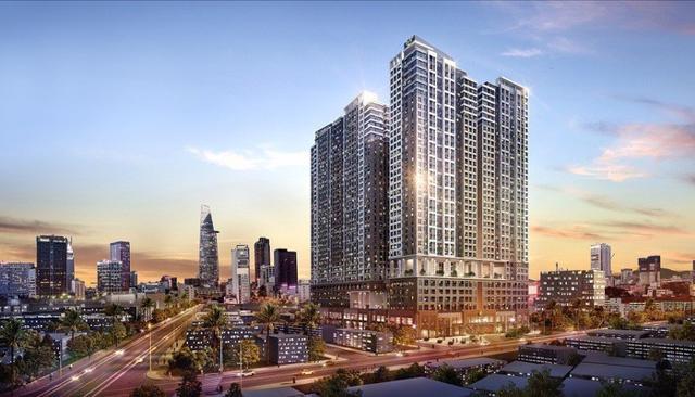 TP Hồ Chí Minh xuất hiện căn hộ siêu sang với giá 400tr/m2.