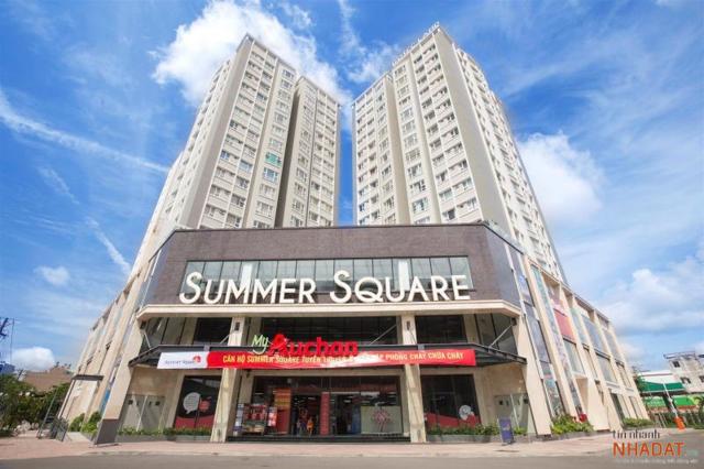 Dự án Summer Square tại quận 6, TP Hồ Chí Minh do Gotec Land làm chủ đầu tư.