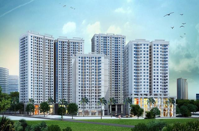Hơn 40% dự án chung cư mới mở bán trong 6 tháng đầu năm tăng giá dù nhu cầu giao dịch giảm mạnh.
