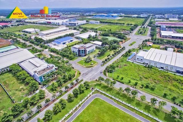 Khu công nghiệp Đông Xuyên tại TP. Vũng Tàu.