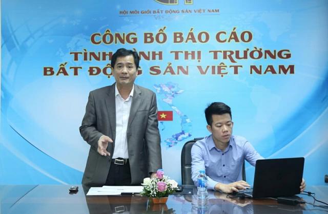 Ông Nguyễn Văn Đính – Phó Chủ tịch Hội Môi giới bất động sản Việt Nam.