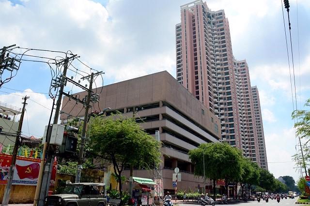 Thuận Kiều Plaza thời điểm mới hoàn thành.