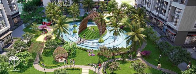 Thiên đường nghỉ dưỡng sinh thái The Ocean View mang tới 5 lớp tiện ích đỉnh cao: Sinh thái -Đại dương – Biểu tượng – Năng động – Lãng mạn