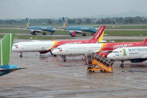 Hà Nội vẫn giữ nguyên quan điểm về địa điểm đặt sân bay thứ hai Vùng Thủ đô. Ảnh: Báo Đầu tư