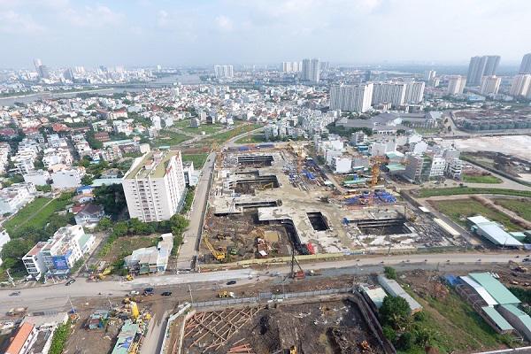 TP Hồ Chí Minhxử lý nghiêm các vi phạm về đầu tư kinh doanh bất động sản.