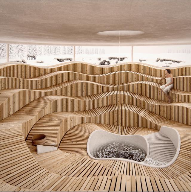 """Cận cảnh tổ hợp Onsen 1.000 tỷ trong Ecopark, phát triển bởi 3 """"ông Lớn"""" Nhật Bản - Ảnh 7"""