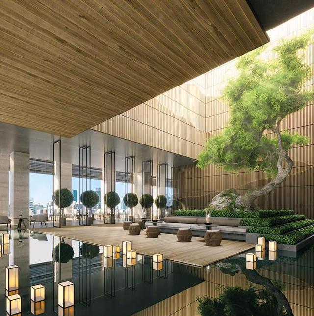 """Cận cảnh tổ hợp Onsen 1.000 tỷ trong Ecopark, phát triển bởi 3 """"ông Lớn"""" Nhật Bản - Ảnh 8"""