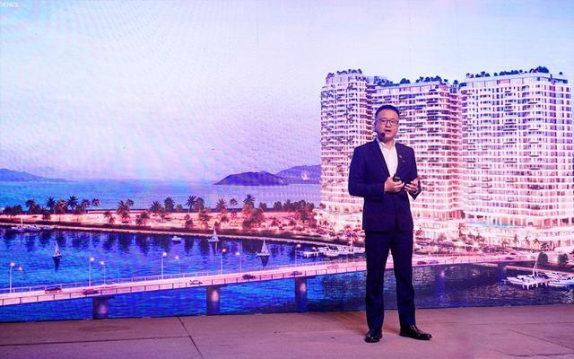 Ông Ngô Văn – Giám đốc Marketing Tập đoàn Danh Khôi.