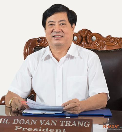 Ông Đoàn Văn Trang – người sáng lập Tập đoàn Khải Vy.