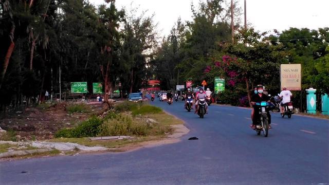 Phường Thuận An sáp nhập vào TP. Huế vẫn được áp dụng giá đất thị trấn Thuận An, huyện Phú Vang trước đây giai đoạn 2020 - 2024 (Ảnh: Đình Toàn)