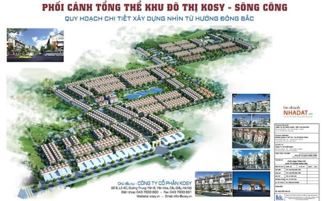 """Sai phạm tại dự án gần 500 tỷ ở Thái Nguyên, Tập đoàn Kosy bị Thanh tra Chính Phủ """"nêu tên"""" - Ảnh 1"""