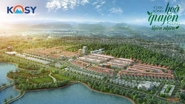 KĐT Kosy Lào Cai – một trong số những dự án BĐS đáng chú ý của Kosy Group.