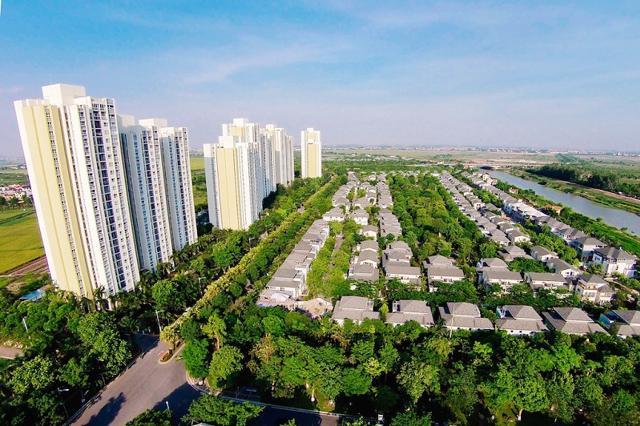 BĐS trong các khu đô thị sẽ thu hút ngày càng nhiều người mua nhà trong tương lai nhờ yếu tố an toàn và lợi nhuận.