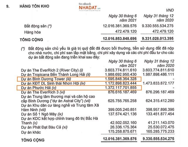 """Tồn kho BĐS Phát Đạt tăng mạnh, tiếp tục """"rót"""" gần 3.000 tỷ làm hai dự án mới - Ảnh 3"""