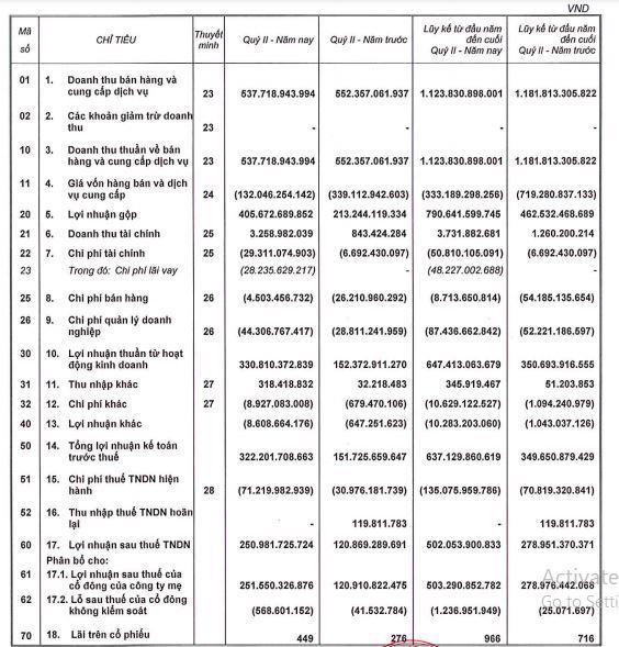 Nợ dài hạn tại Phát Đạt (PDR) cao gấp đôi tài sản dài hạn, nợ phải trả chiếm 62% tổng tài sản - Ảnh 2