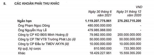 Nợ dài hạn tại Phát Đạt (PDR) cao gấp đôi tài sản dài hạn, nợ phải trả chiếm 62% tổng tài sản - Ảnh 5