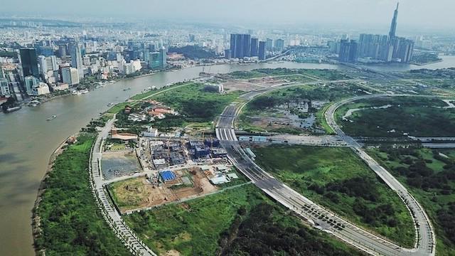 Thanh tra Chính phủ kết luận 5 khu phố nằm trong ranh giới đô thị mới Thủ Thiêm - Ảnh 1